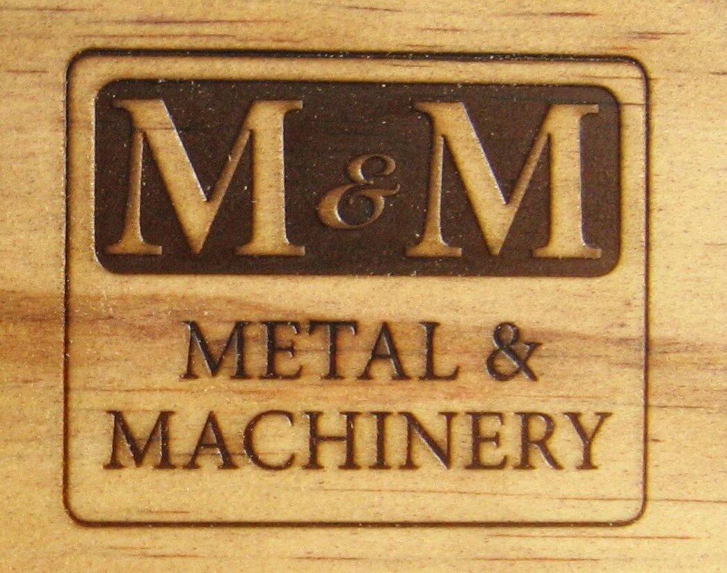Promotional logo printing