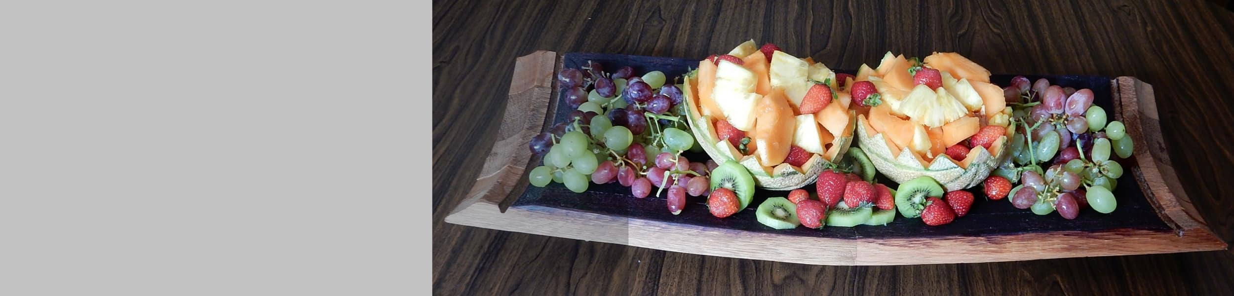 New Products - Wine Barrel Trays